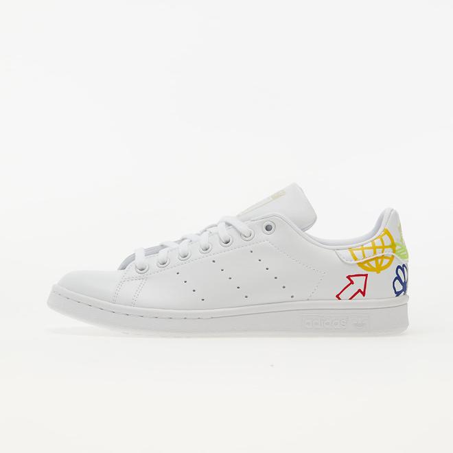 adidas Stan Smith W Ftw White/ Halo Ivory/ Ftw White