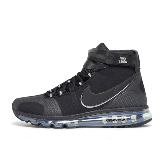 Nike Air Max 360 HI Kim Jones 'Black' | A02313 001