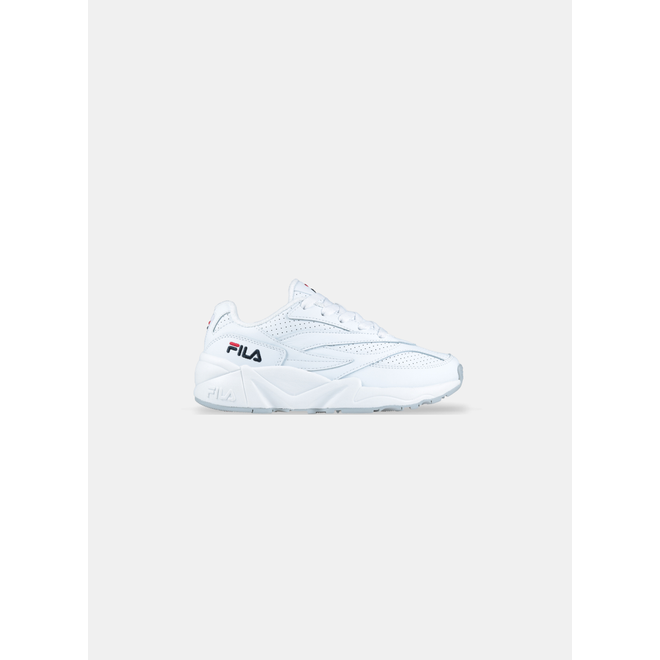 Fila V94M Low White Perforated Leather PS