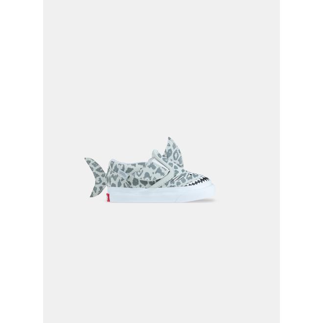 Vans Slip-On V Leopard Shark TD