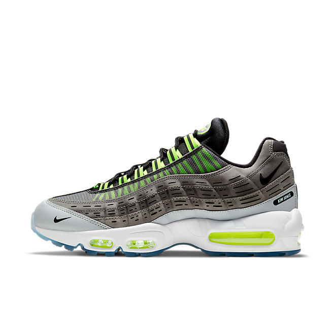 Kim Jones X Nike Air Max 95 'Volt' DD1871-002