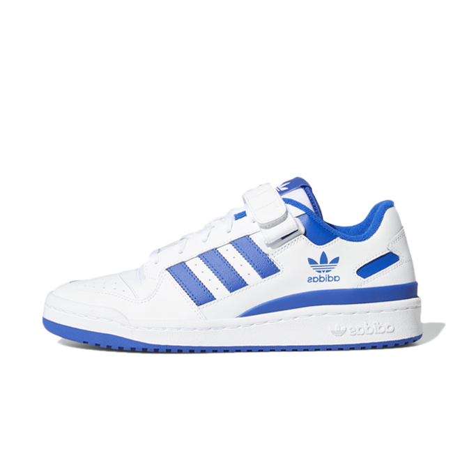 adidas Forum Low 'White/Blue'