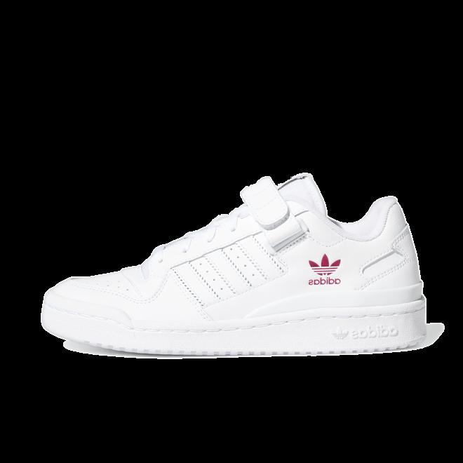 adidas Forum Low 'White/Shock Pink'