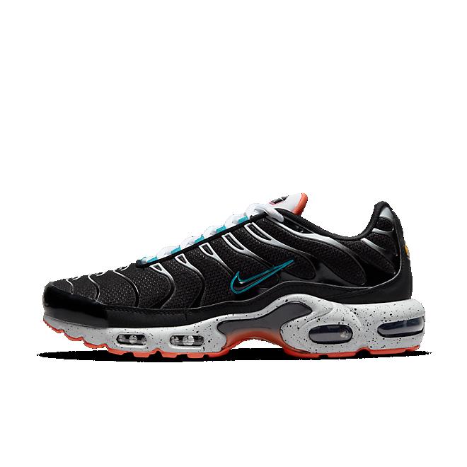 Nike Air Max Plus Black Teal Coral
