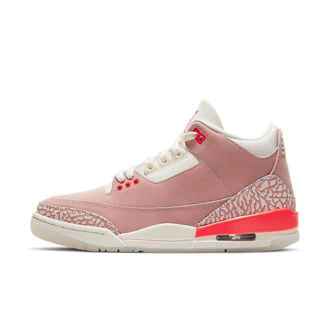 Air Jordan 3 WMNS Retro 'Rust Pink'