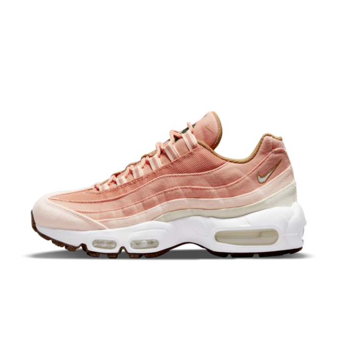 Nike Air Max 95 Floral Pack 'Pink' zijaanzicht