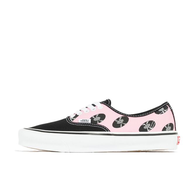 Wacko Maria X Vans OG Authentic LX 'Records' - Light Pink VN0A4BV95941