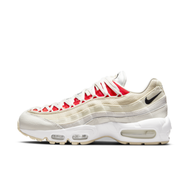 Nike WMNS Air Max 95 Double Laces 'Coconut Milk'