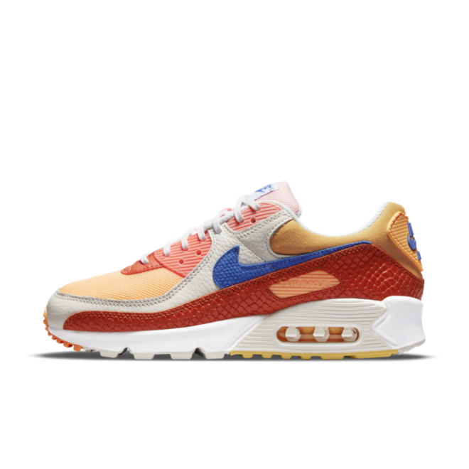 Nike WMNS Air Max 90 'Campfire Orange' DJ8517-800
