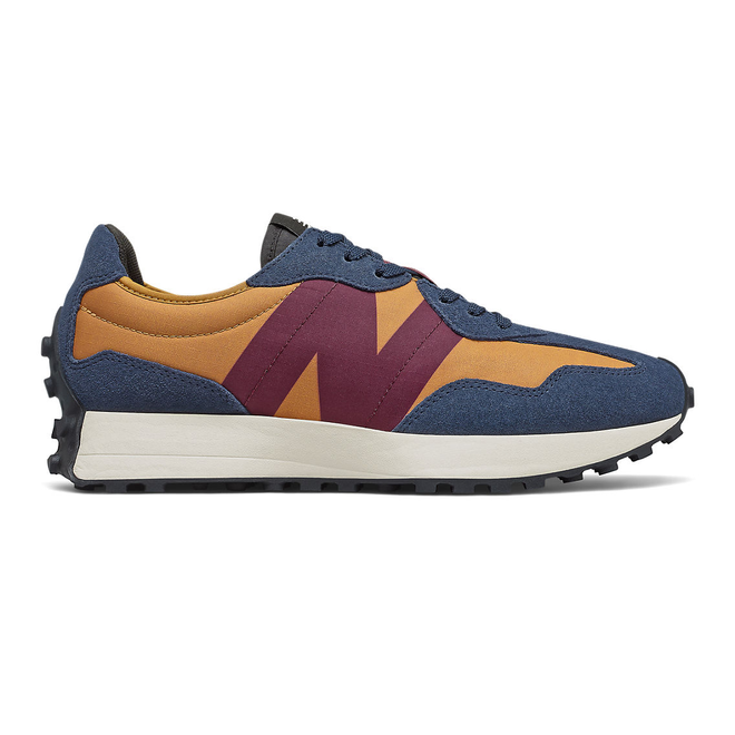 New Balance 327 - Natural Indigo with Faded Workwear
