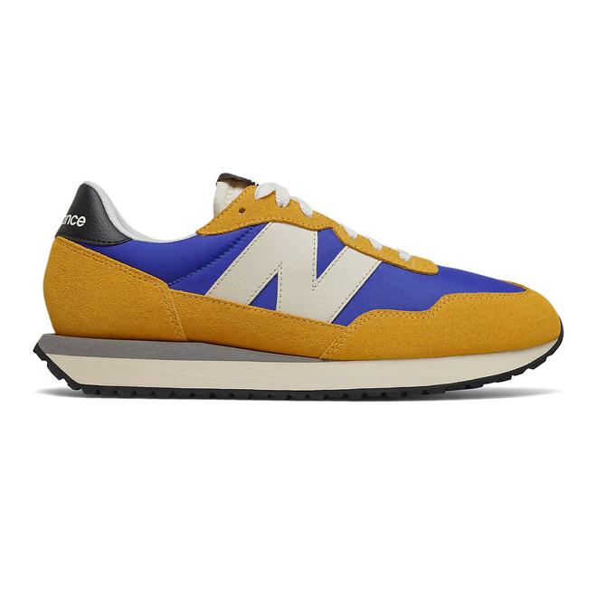 New Balance 237 - Cobalt Blue with Aspen