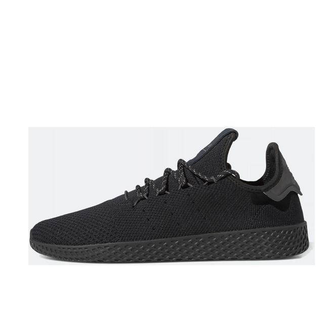 Pharrell Williams X adidas Tennis Hu 'Core Black'