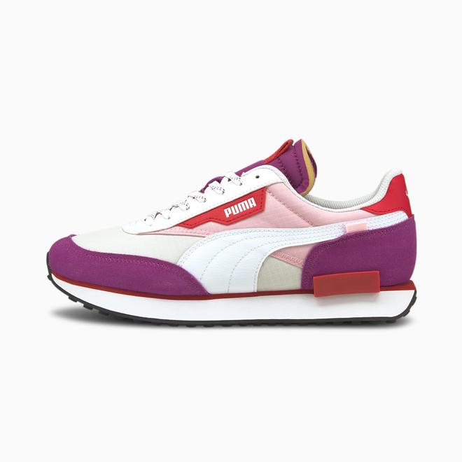 Puma Future Rider Plum Sneakers