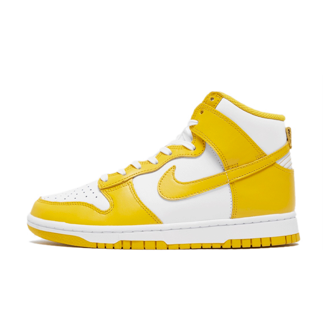 Nike WMNS Dunk High 'Dark Sulfur'