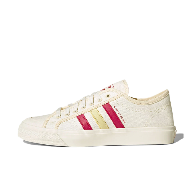 Wales Bonner X adidas Nizza Low 'Cream White'