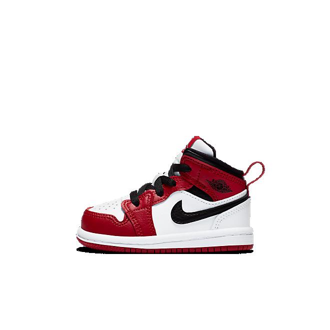 Jordan 1 Mid Chicago 2020 (TD)