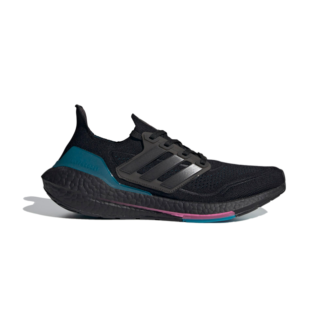 adidas Ultra Boost 2021 Carbon Active Teal