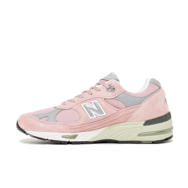 New Balance M991PNK Made in England 'Pink'