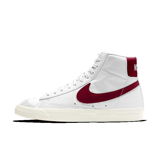 Nike Blazer Mid 77 White Team Red