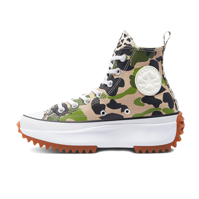 Converse Run Star Hike Archive prints 'Camo'