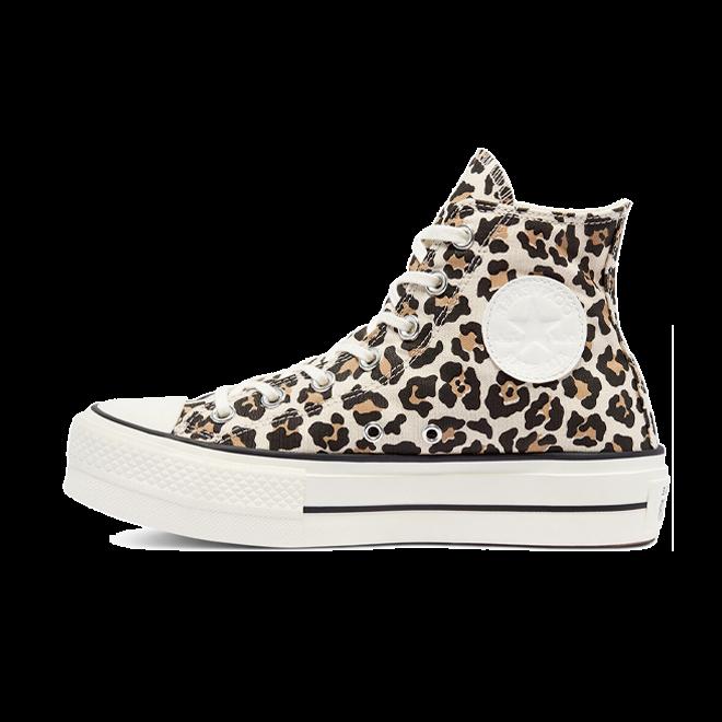 Converse Chuck Platform Archive prints 'Leopard'