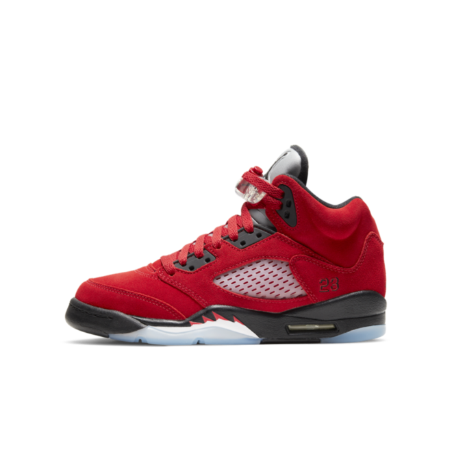 Air Jordan 5 GS Retro 'Raging Bulls' - 2021