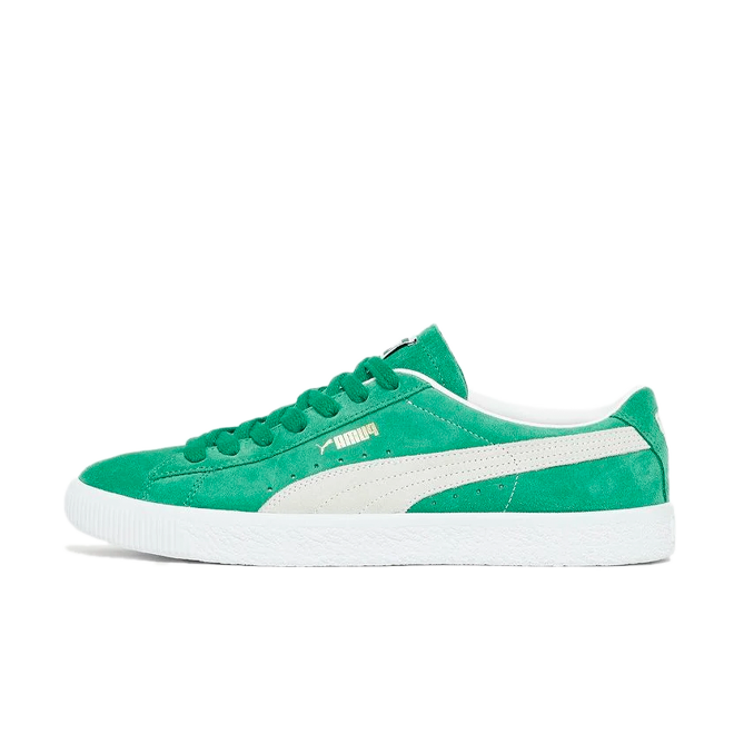 Puma Suede Vintage 'Kelly Green'