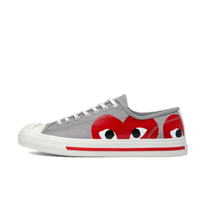Comme Des Garcons X Converse Jack Purcell Ox 'Red' 171260C