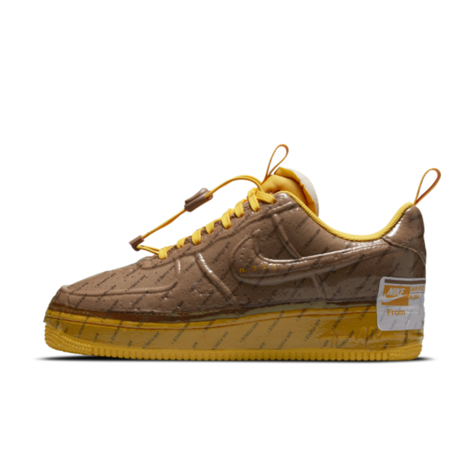 Nike Air Force 1 Experimental 'Archaeo Brown'