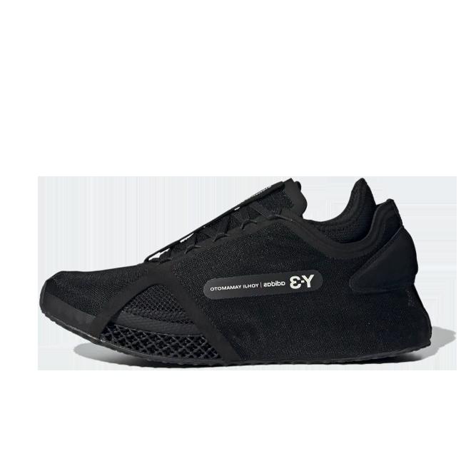 adidas Y-3  Runner 4D IOW 'Black'