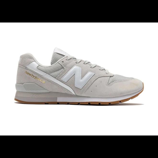 New Balance 996 Light Grey White