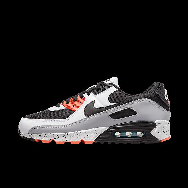 Nike Air Max 90 White Orange Black