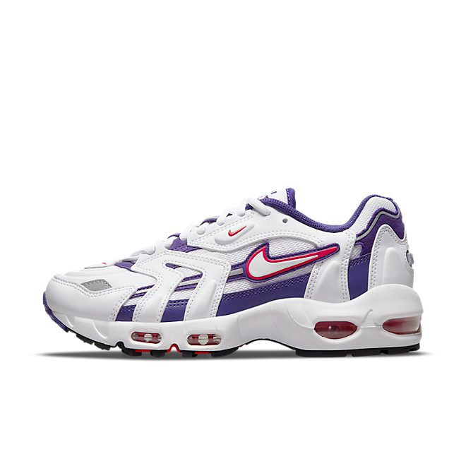 Nike WMNS Air Max 96 II 'Comet Red'
