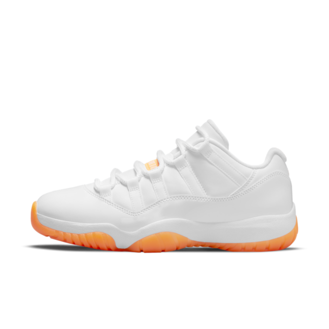 Air Jordan 11 Low Retro WMNS 'Bright Citrus'