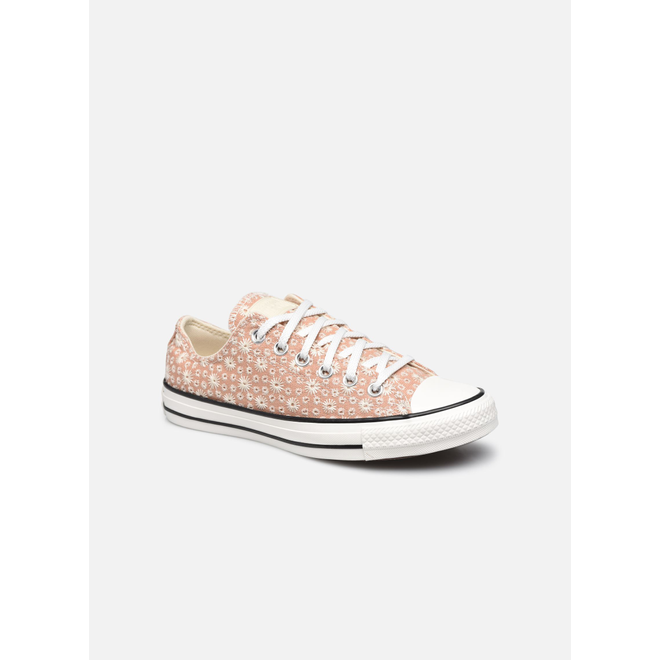Canvas Broderie Chuck Taylor All Star Low Top