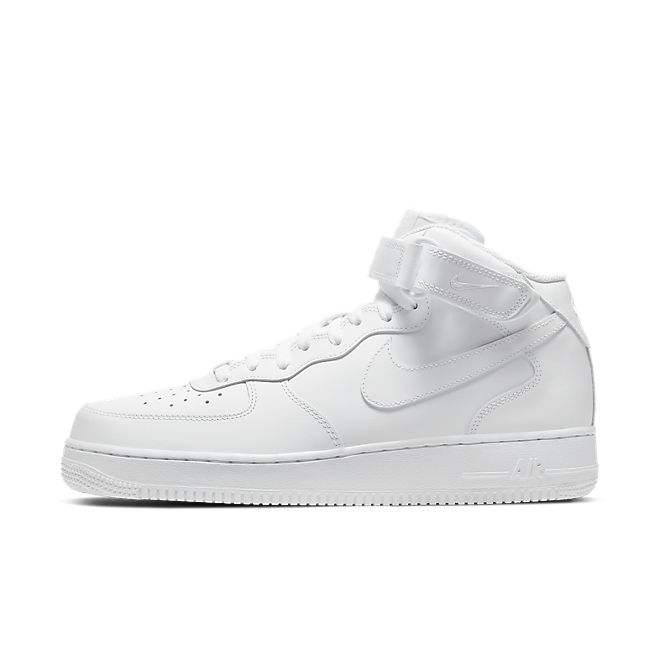 Nike Air Force 1 Mid White '07