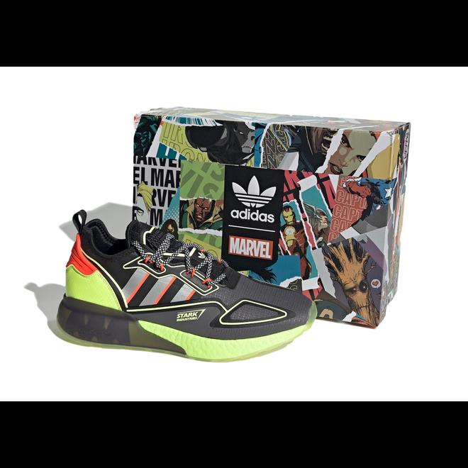 adidas ZX 2K Boost Marvel Stark Industries