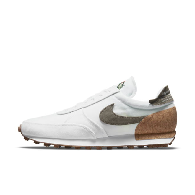 Nike DayBreak Floral Pack 'White' zijaanzicht