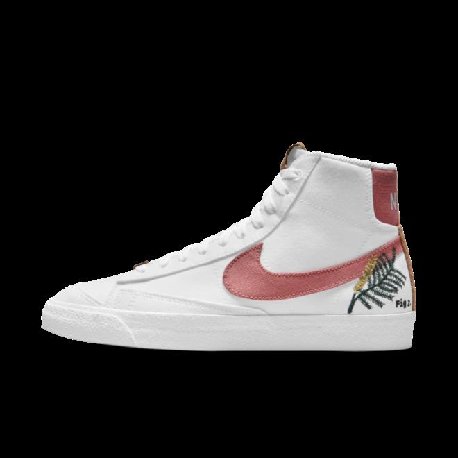 Nike Blazer Mid 77 Floral Pack 'Light Sienna' DC9265-101