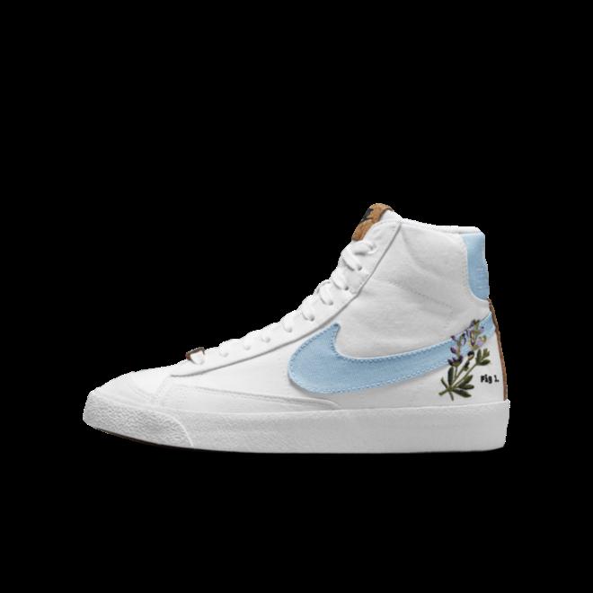 Nike Blazer 77 GS Floral Pack 'White'