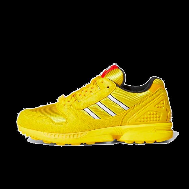 Lego X adidas ZX8000 'Yellow'
