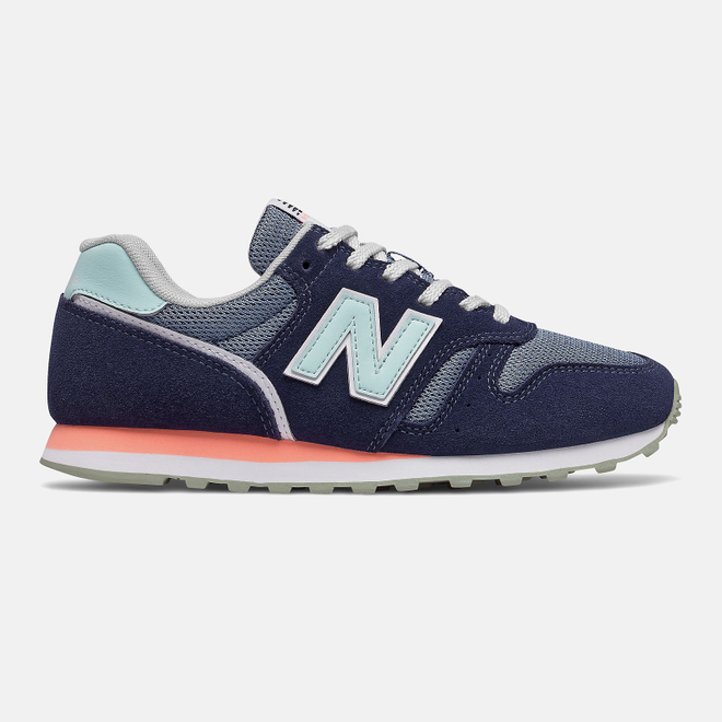 New Balance 373 - Pigment with Paradise Pink