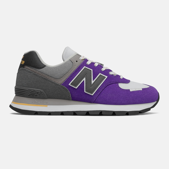New Balance 574 Rugged - Prism Purple with Marblehead
