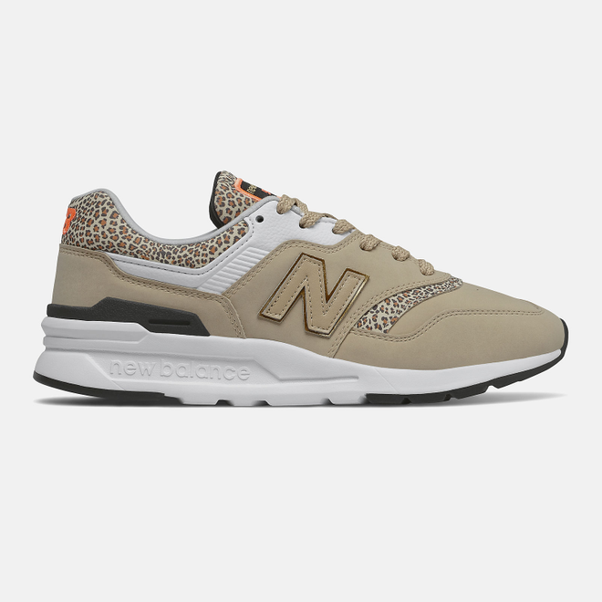 New Balance 997H - Incense with Metallic Gold