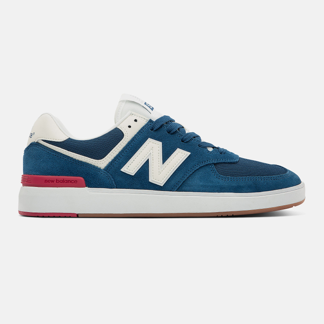 New Balance All Coasts AM574 - Royal Blue with White