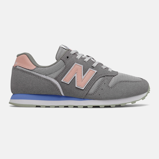 New Balance 373 - Castlerock with Rose Water