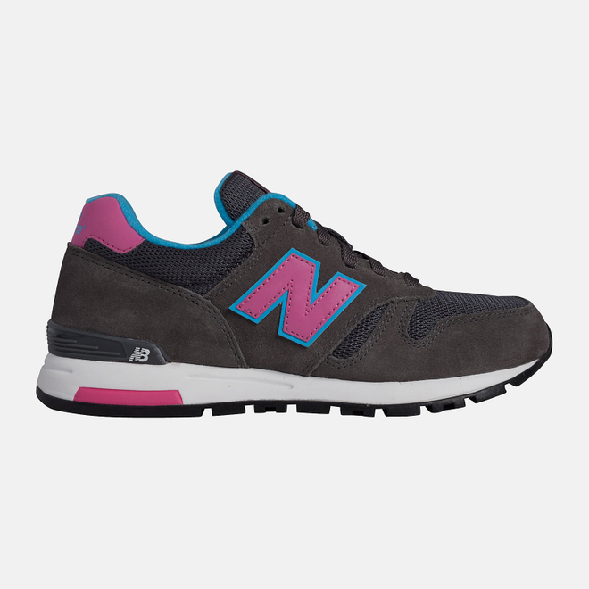 New Balance 565 - Grey with Pink