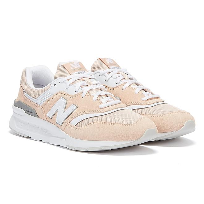 New Balance 997H Womens Pink / White Trainers