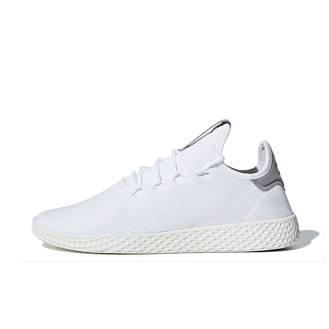 design intemporel 5d98f b0df0 adidas Pharrell Williams Tennis Hu 'White/Grey' | B41793 ...