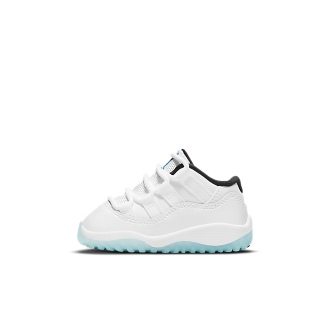 Air Jordan 11 Retro Low TD 'Legend Blue'